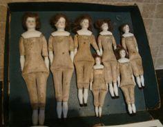 hertwig sample size bisque dolls