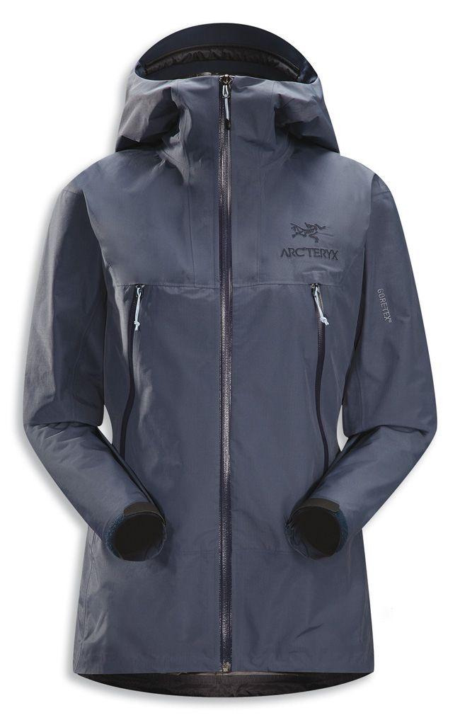 bbcb7c2ce7a2 ALPHA SL W VESTE F - Vestes imperméables - Femme - Vêtements de montagne    ski