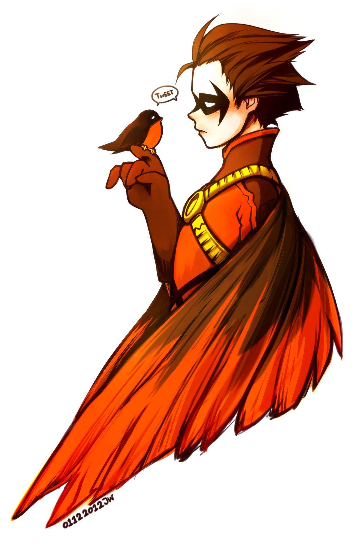 Batman and Robin Comics Tim Drake
