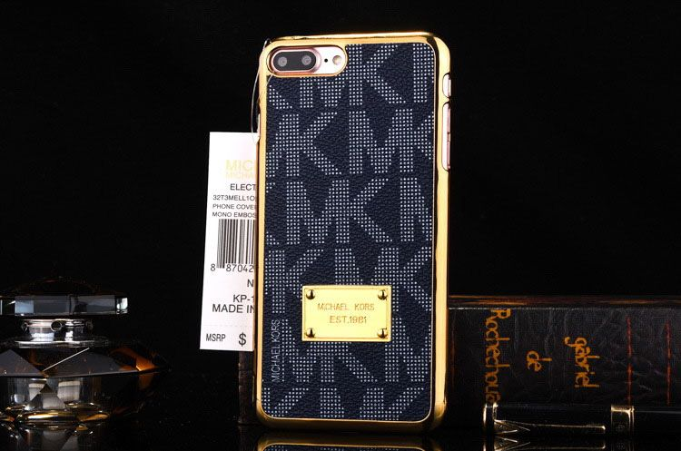 Michael kors cell phone case iphone 7 blue iphone cell