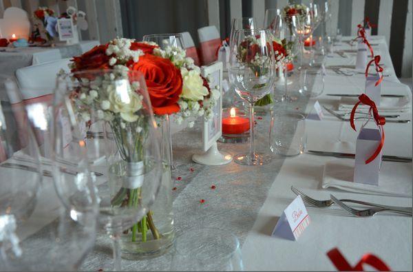 decoration mariage italien