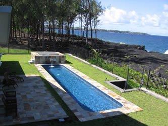 Piscinas casa veraneo piscinas dise os formas de - Disenos de piscinas para casas ...