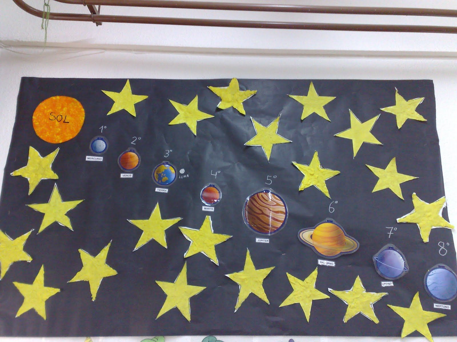 Palanets Sun Stars Crafts Ideas