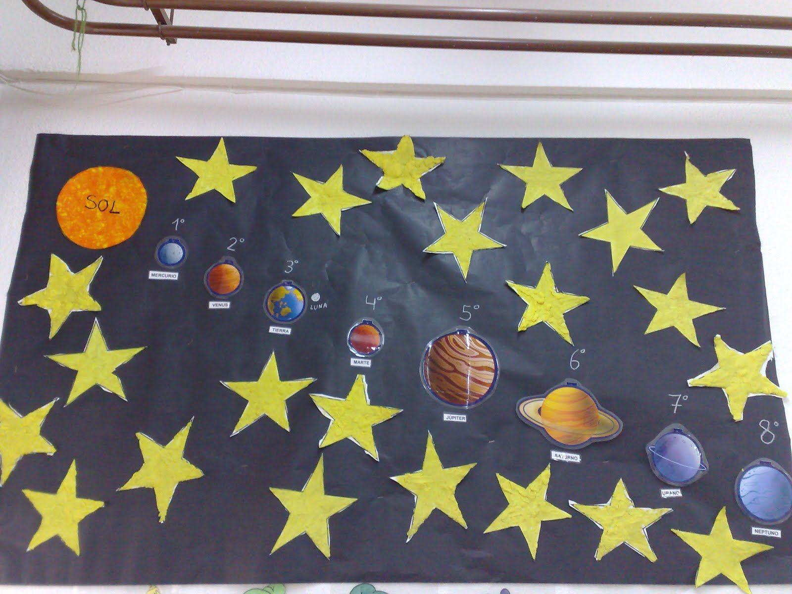 Palanets Sun Stars Crafts Ideas