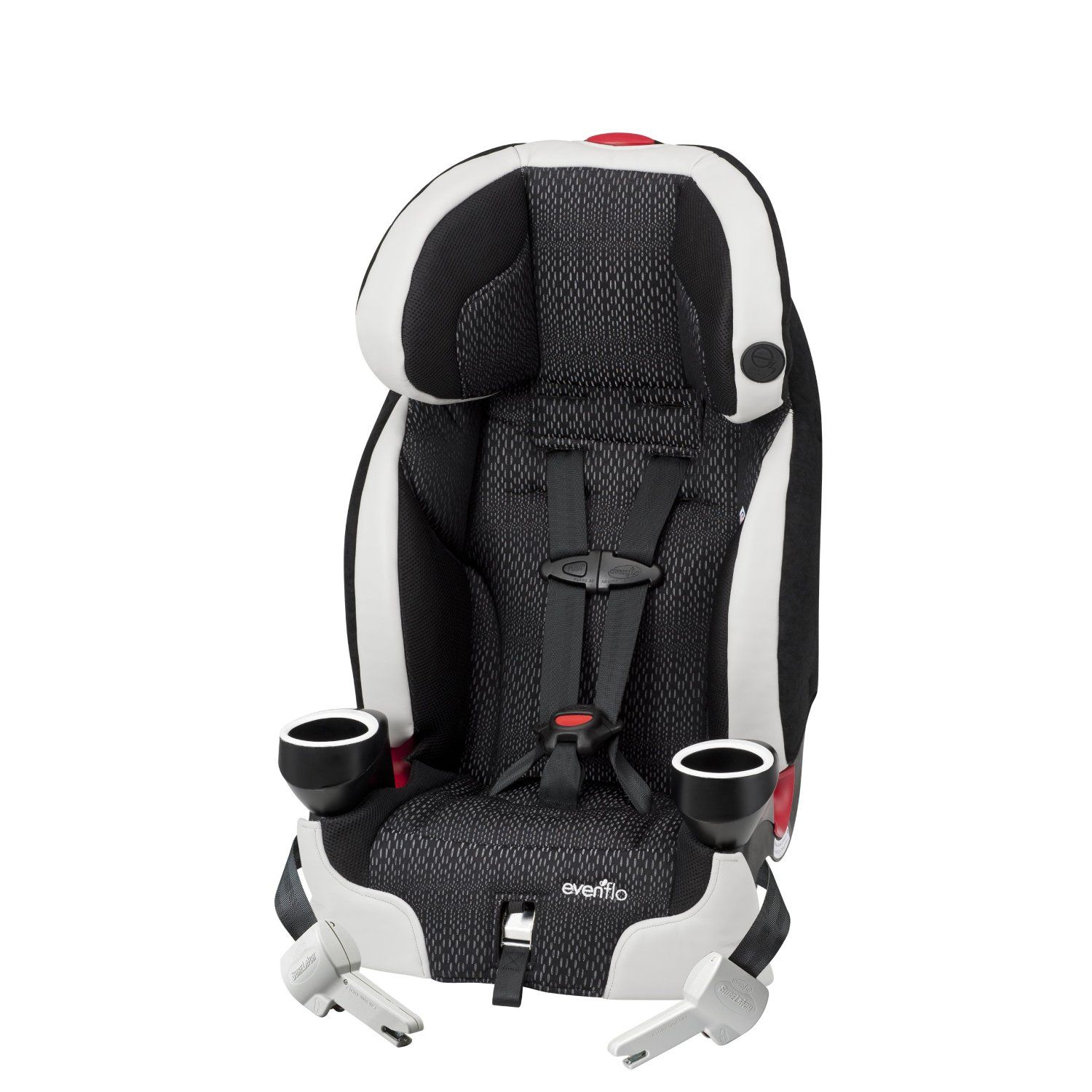 Child safety booster car seats evenflo securekid 400 crawford car seat booster