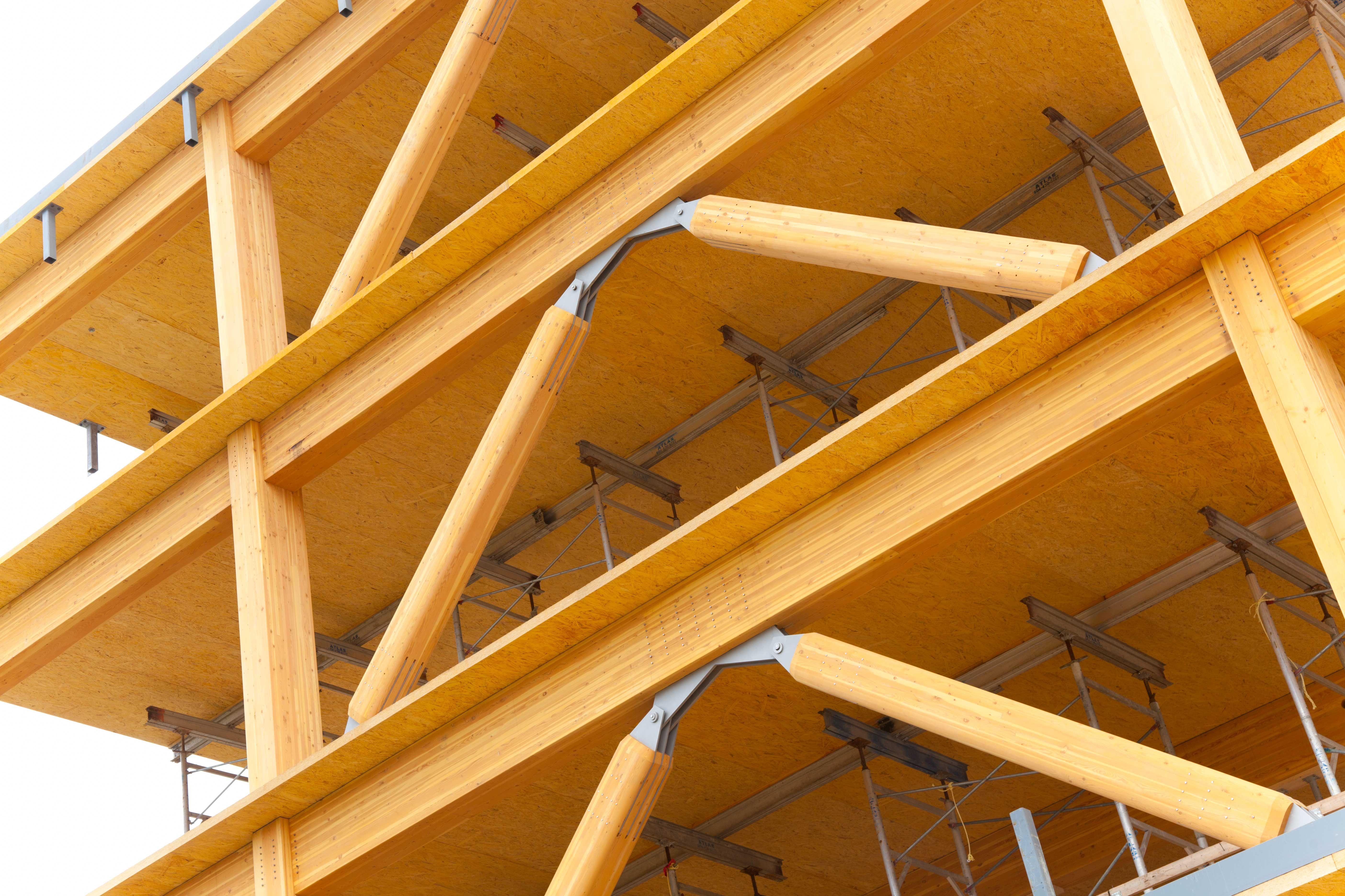 Laminated Wood Structures ~ Image result for glue laminated timber high rise buildings