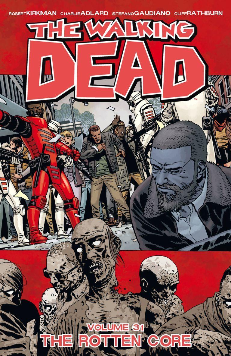 The Walking Dead Magazine Digital In 2021 Walking Dead Comics The Walking Dead Image Comics