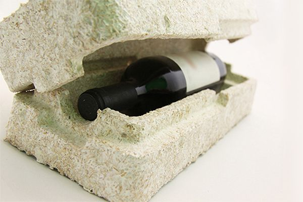 Packaging made from mushrooms | Ecovative Design
