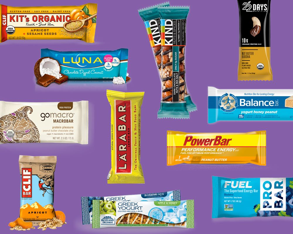 [Review] The Energy Bar Power Rankings U2014 The 52 Best Energy Bars Ripped Open