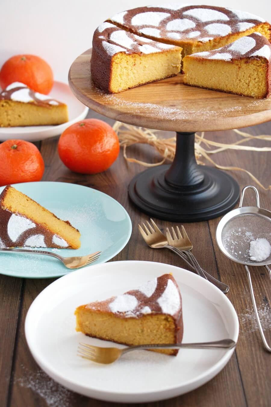 Gluten Free Tangerine Cake Recept V 2020 G