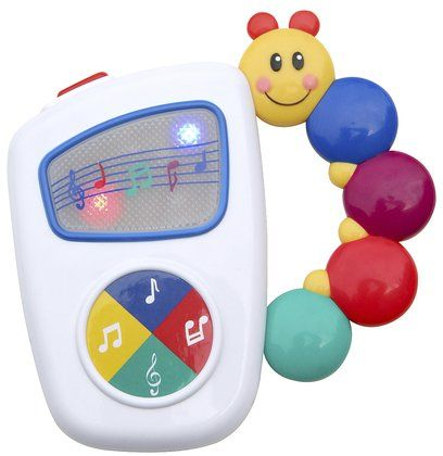 Baby Einstein Take Along Tunes Push A Button To Hear Cl Ical Tunes From Mozart Vivaldi Chopin And Rossini For Ages 3 Months And Up