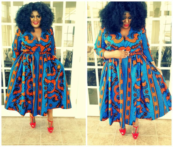 african dress designs for plus size women - Google Search ...