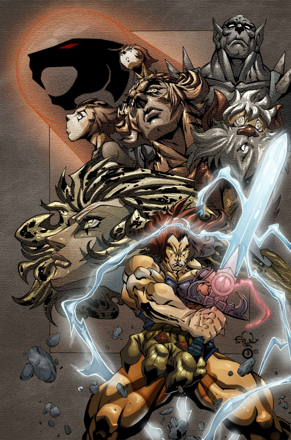 The Thundercats, Transformers and Masters of the Universe