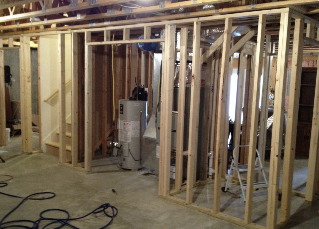 Heating And Cooling Your Finished Common Questions Basement