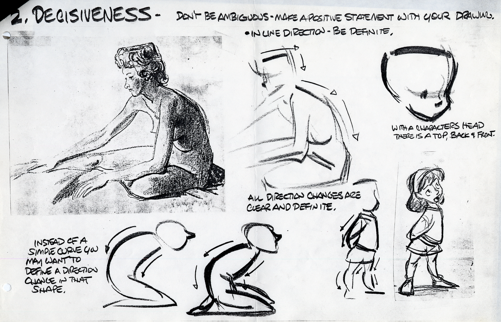 THE ART OF GLEN KEANE.: GLEN KEANE´S NOTES (8)