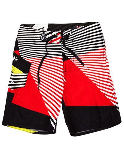 c406562909 SURFSTITCH - KIDS - TODDLER BOYS - BOARDSHORTS - BILLABONG TOTS BLOODLINES  BOARDSHORT - RED FIRE   kids   Billabong, Swim trunks, Toddler boys
