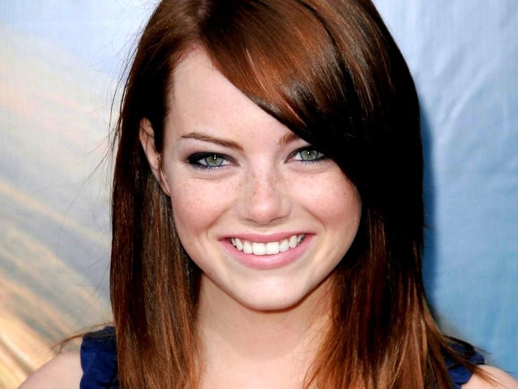 Emma Stone Couleur De Cheveux Emmastone Fell For Colinfirth 39s Charm On