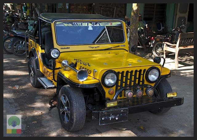 Myanmar Style Jeep Myanmar Travel Myanmar Travel Essentials