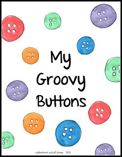 book cover for Pete the Cat's Groovy Buttons classbook