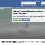 Facebook Profile - http://www.somewhereontheearth.com/social-media/facebook-profile-446/
