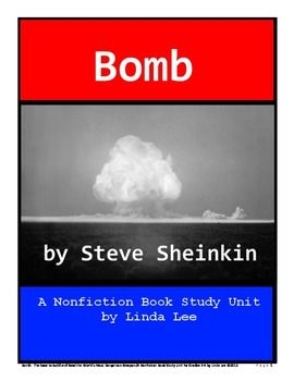 bomb by steve sheinkin essay
