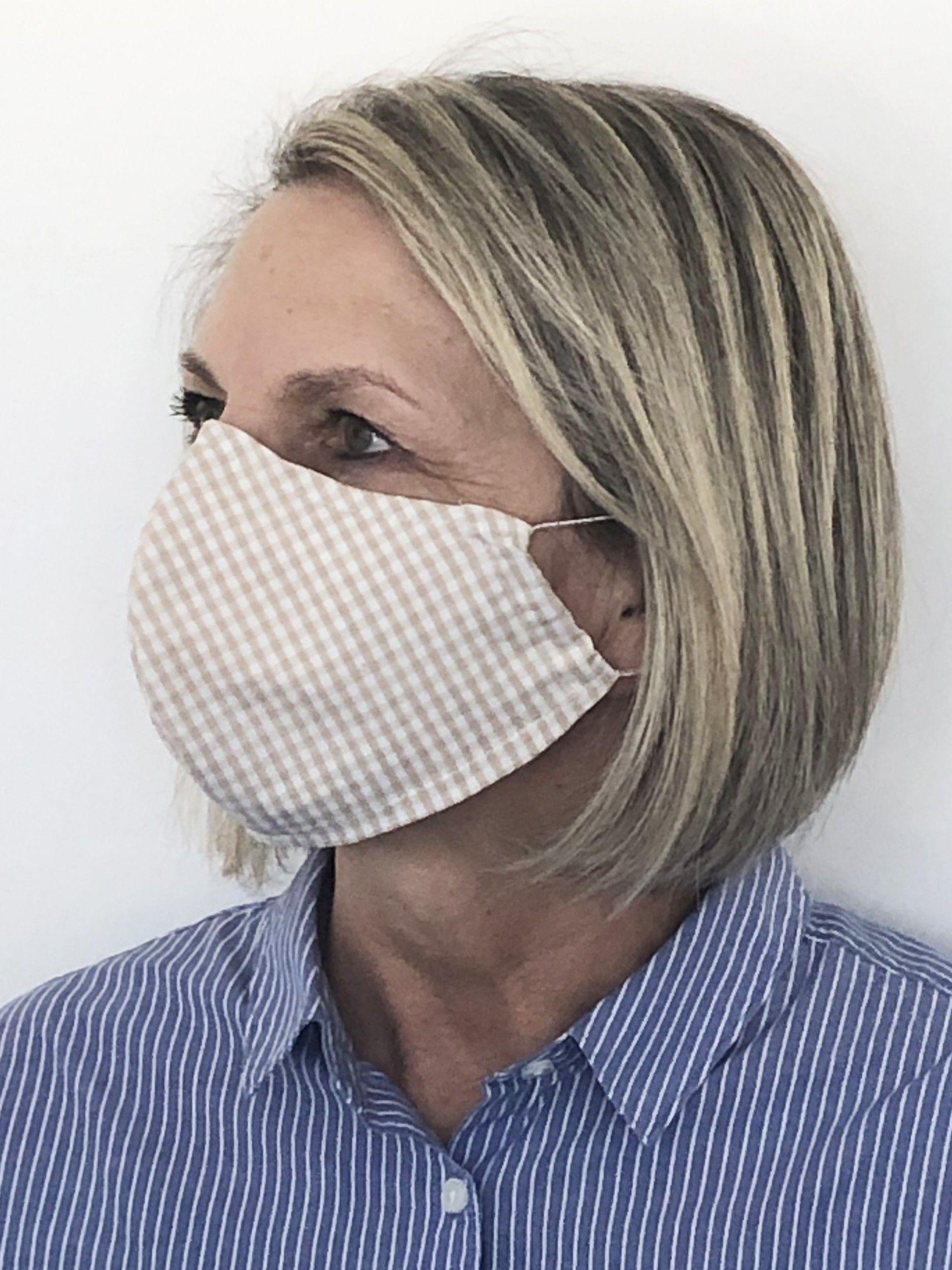 Photo of Nähen Sie Ihre eigene Mundmaske: Wie es funktioniert – DAS HAUS