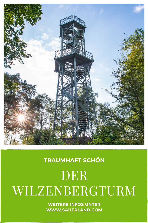 Der Wilzenbergturm In 2020 Sauerland Aussichtsturm Wallfahrt