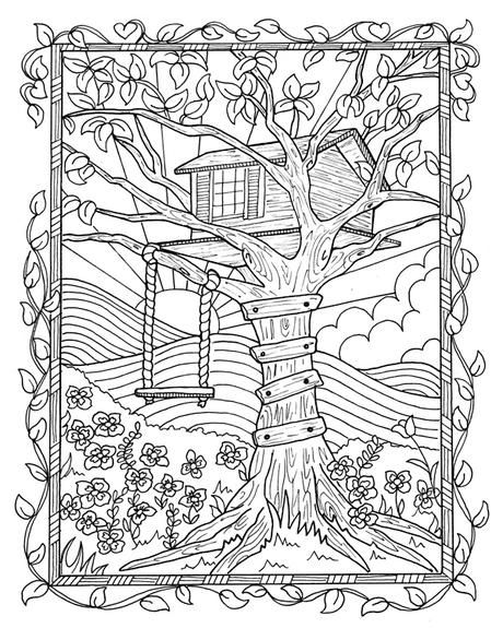 stephanie smith coloring - Google Search | How cool is this ...