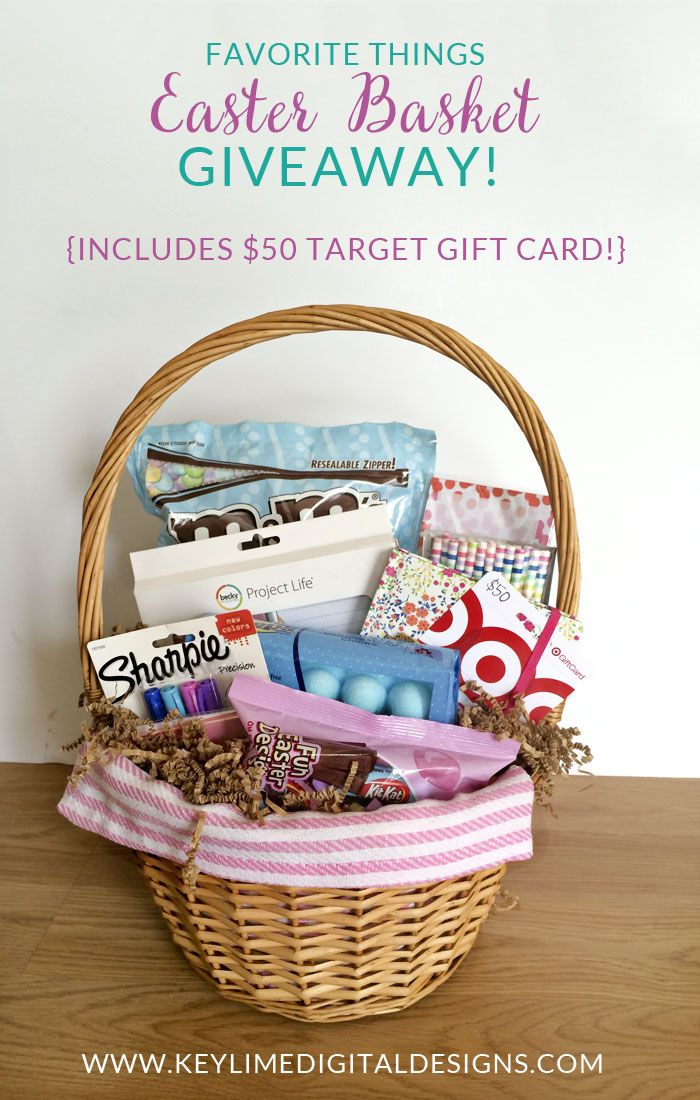 Easter basket giveaway 50 target gift card easter baskets easter basket giveaway 50 target gift card negle Gallery
