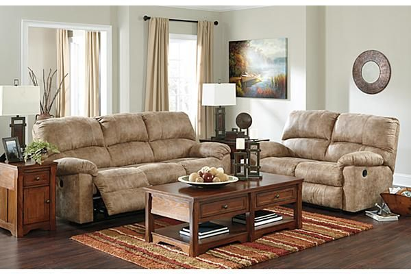 The Stringer Power Reclining Sofa From Ashley Furniture Homestore Afhs Com With The