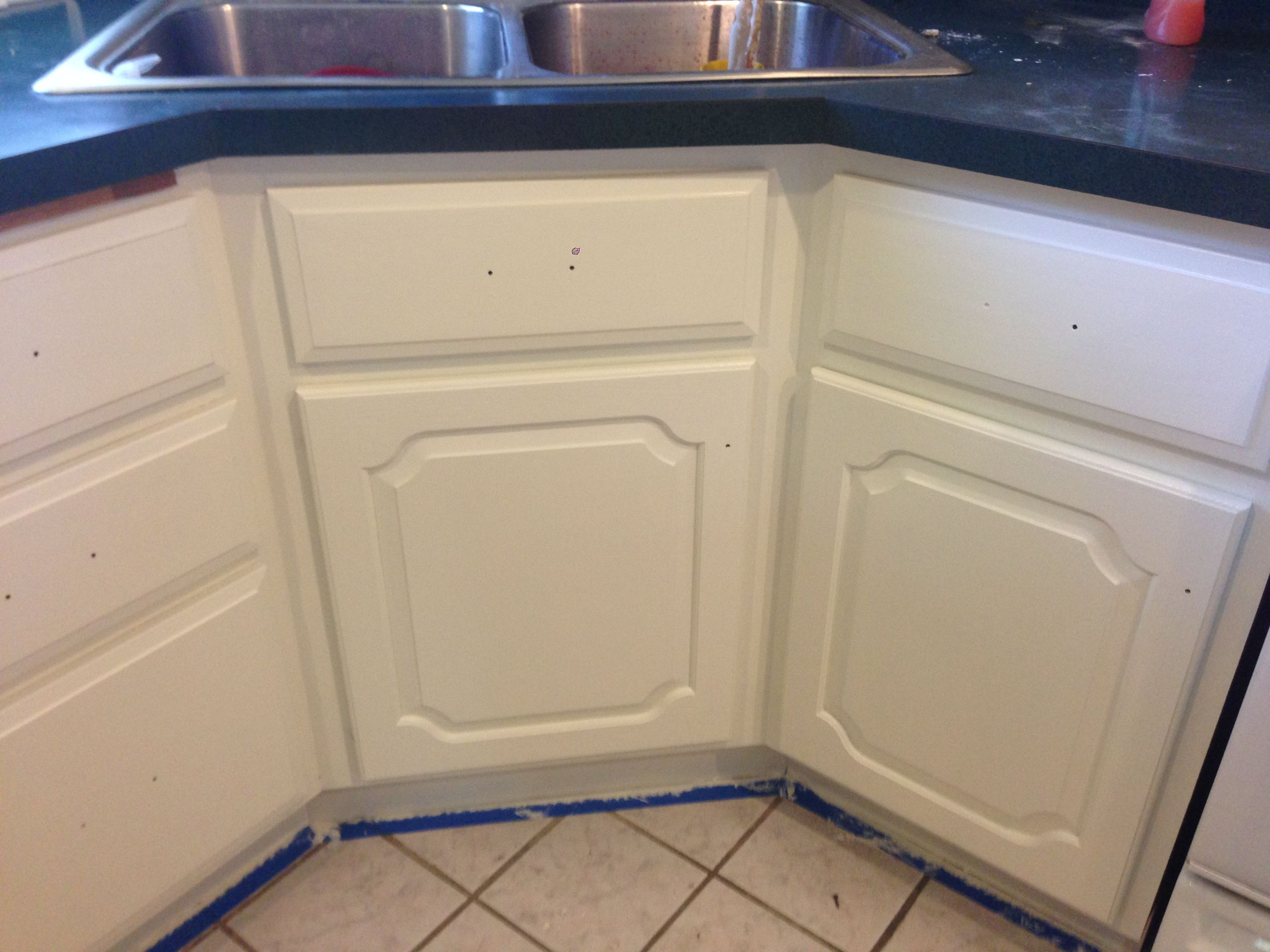 2nd Coat Sherwin Williams Proclassic Interior Waterbased Acrylic Alkyd Enamel Before Glazing It Delivers A Hig Home Appliances Washing Machine It Is Finished