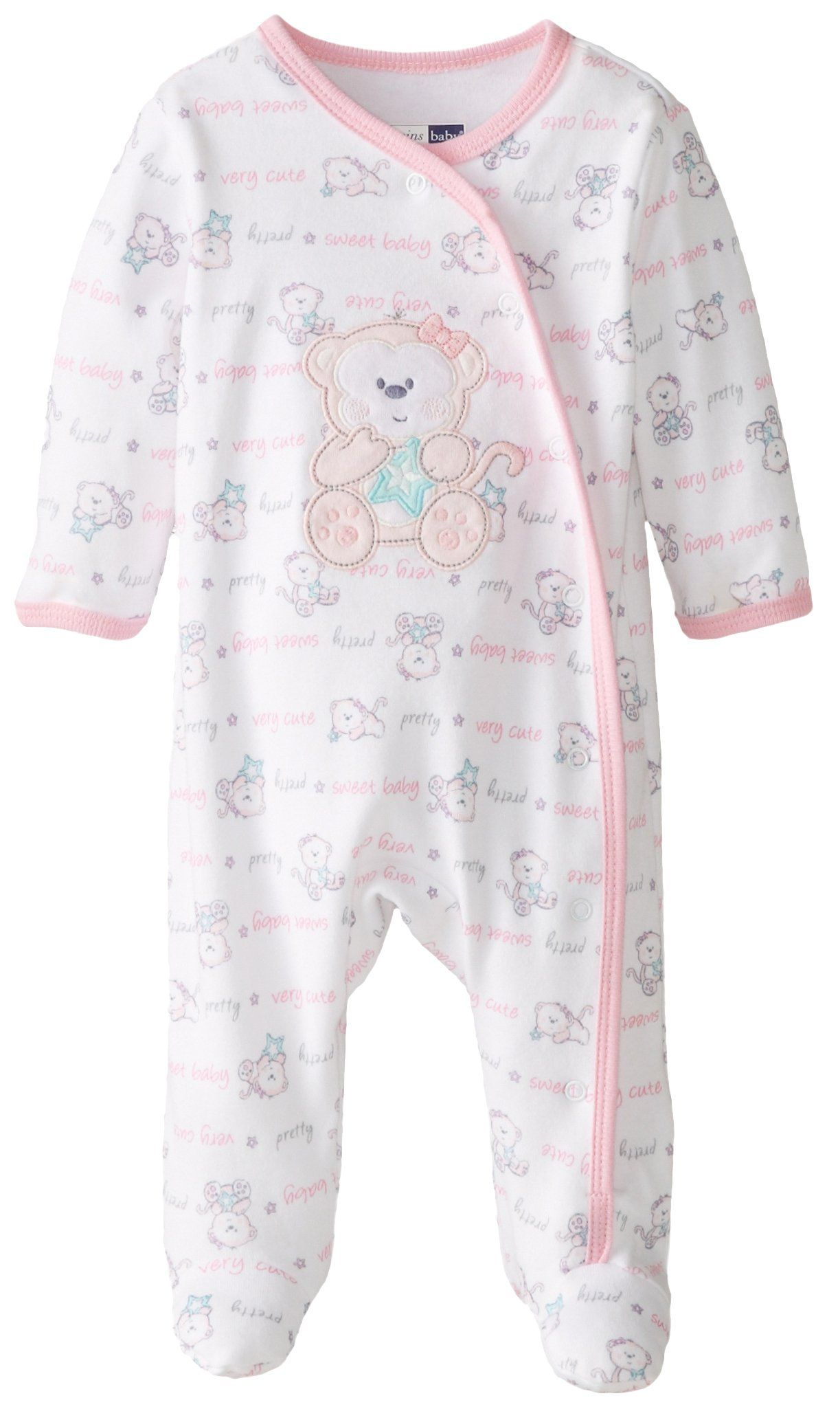 Amazon Vitamins Baby Baby Girls Newborn Sweet Monkey 1 Piece
