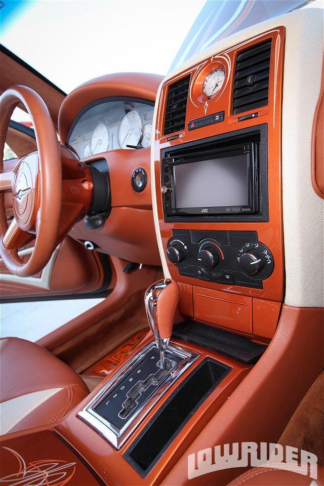2005 Chrysler 300 Jvc Tv Head Unit With Images Chrysler