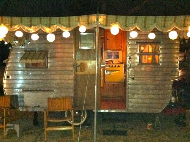 from the Vintage Trailer show, 2012...Pismo Beach, CA
