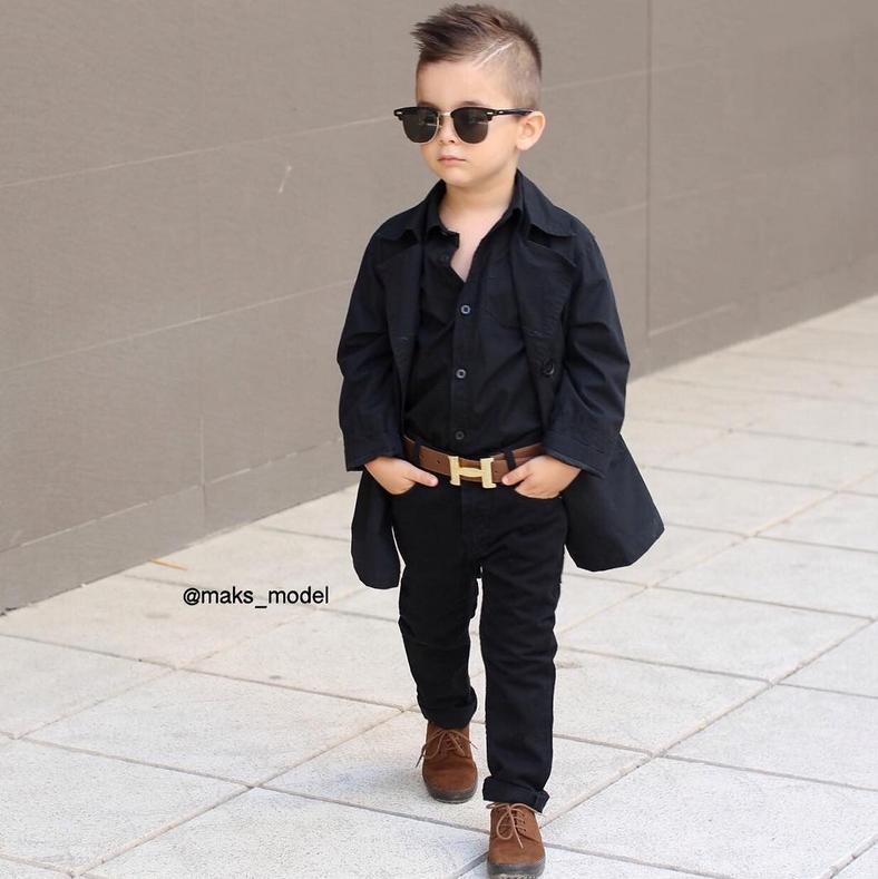 Maks, ¡el niño que enternece a Instagram! - Estilo