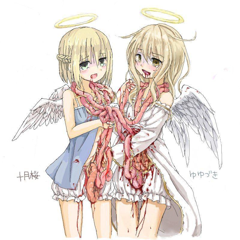 Кровь и молоко аниме фото 225-780
