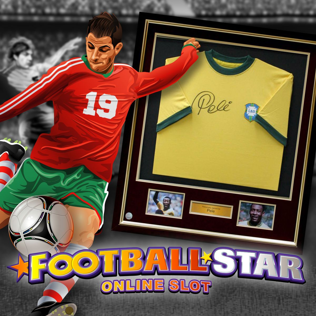 Shoot and score yourself wins on the Football Star online