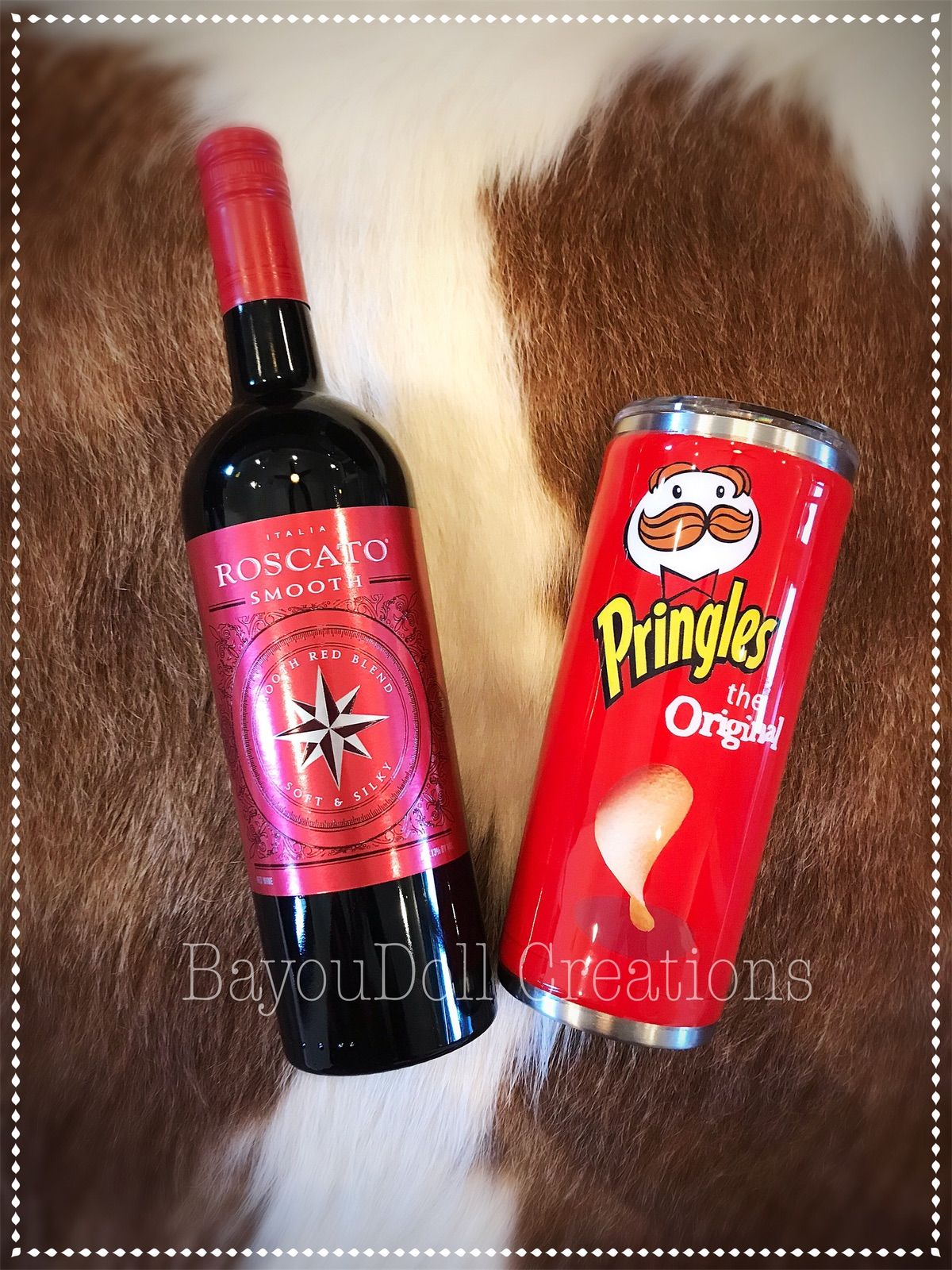Pringle S Tumbler The Original Walmart Starter Pack Live Your Best Life Wine Cup Insulated Wine Cups Pringles Tumbler Cups