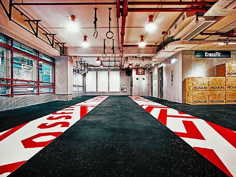 Hong kong s best crossfit gyms pinterest gym