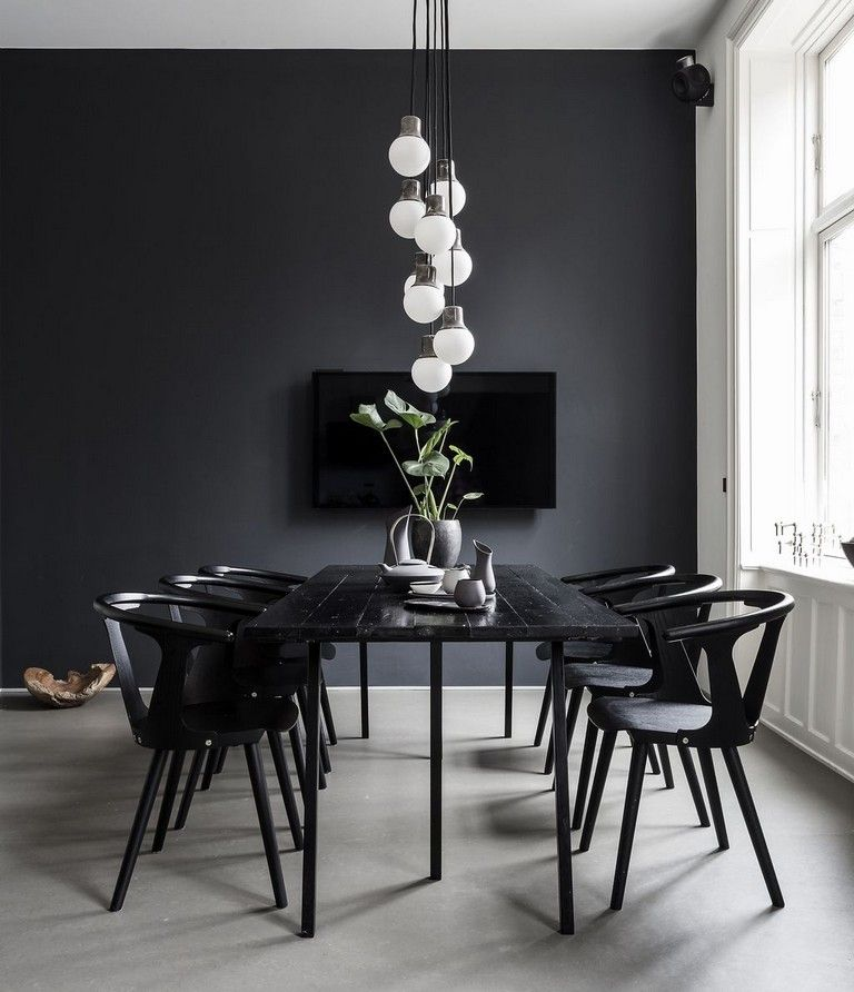 30 Luxury And Masculine Dining Room Design Ideas Diningroom Diningroomideas Diningr Minimalist Dining Room Modern Dining Room Mid Century Dining Room Tables