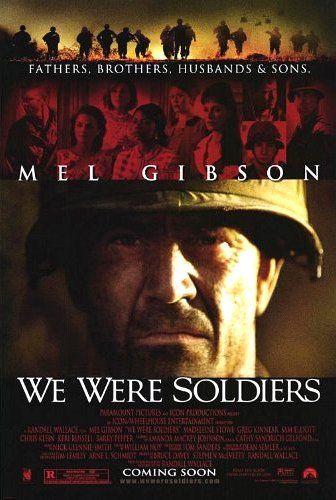 We Were Soldiers 2002 War Movies Movie Posters Streaming Movies
