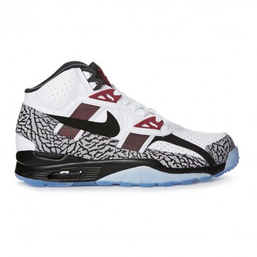 bd2e06b3c3000 Nike Air Trainer Sc High Prm Qs 638074-101 Sneakers — Sneakers at ...