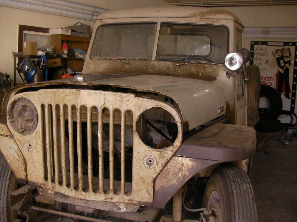 1948 Willys Truck Photo Submitted By Bill Magie Willys Wagon