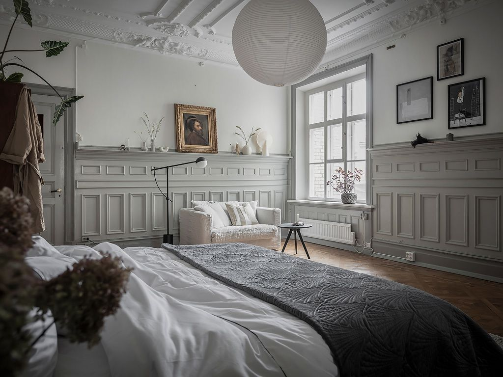 Photo of Amazing turn of the century bedroom – COCO LAPINE DESIGN