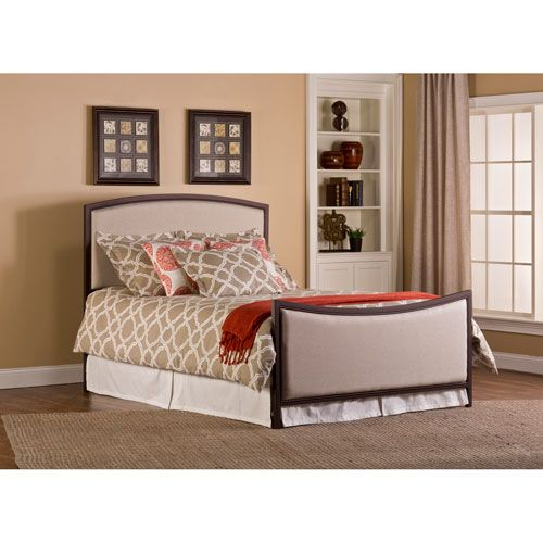 Bayside Bronze Twin Headboard and Footboard Without Rails | Products ...