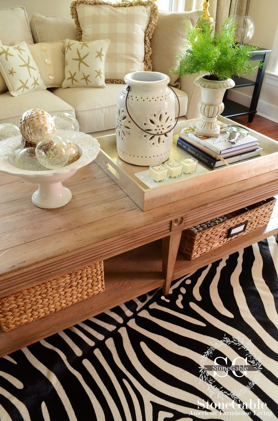 Large Decorative Bowl For Coffee Table