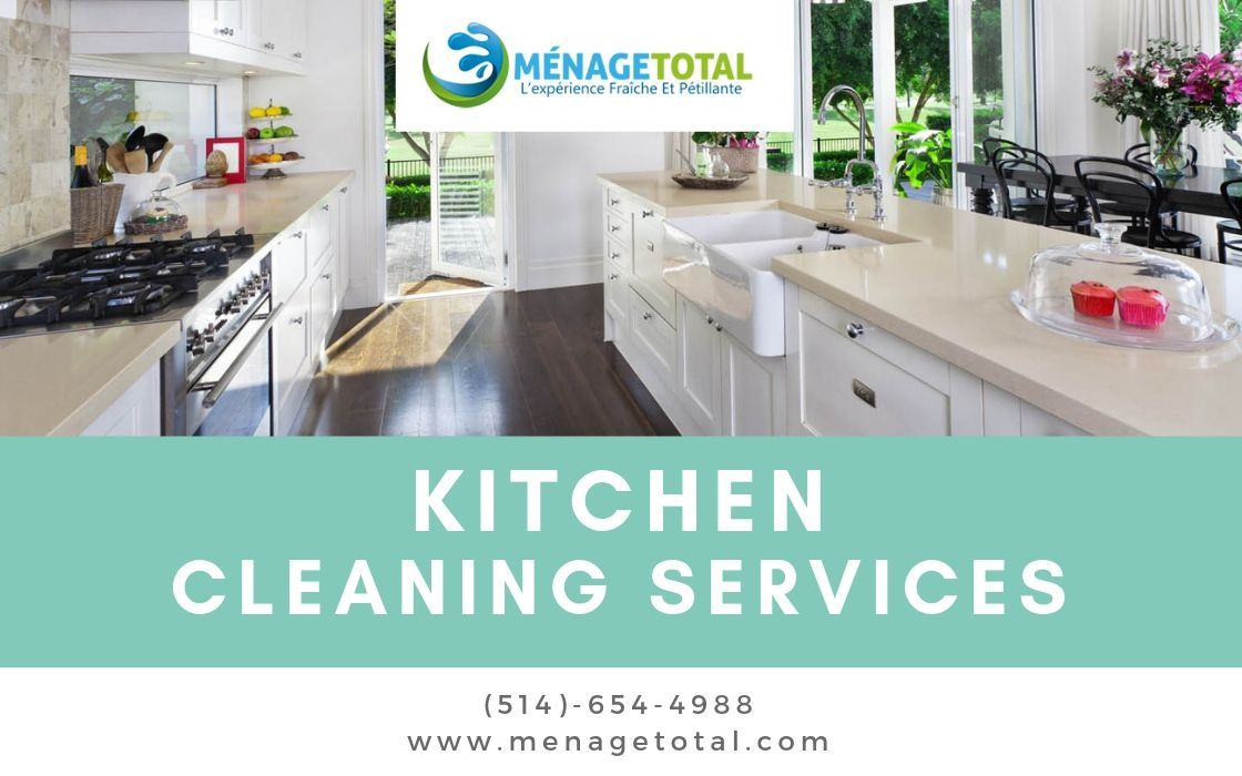 Kitchen Cleaning Services Laval Cleaning Service Clean Kitchen Residential Cleaning