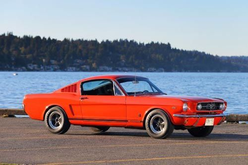 One Owner 1965 Ford Mustang Fastback Is Also A Guyu0027s First Car