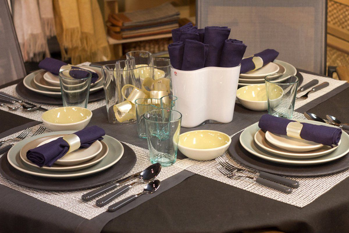 Restaurant table setting ideas - 13 Diy Table Settings Ideas That Will Impress Your Friends