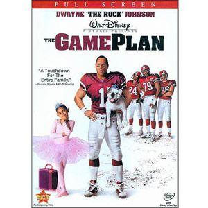 The Game Plan Dvd Walmart Com Plan Movie Football Movies Family Movies